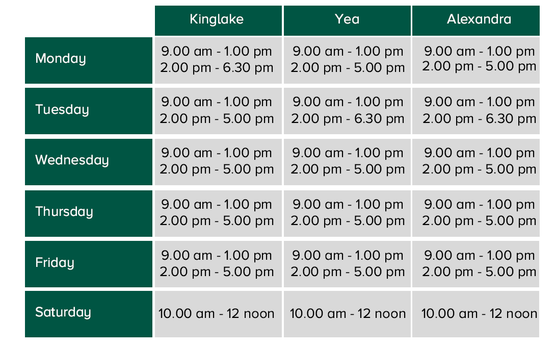 Library and Customer Service Hours as at 9 November.PNG