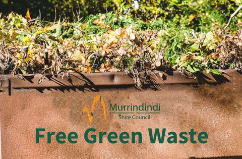 free green waste community partnership workshop murrindindi shire